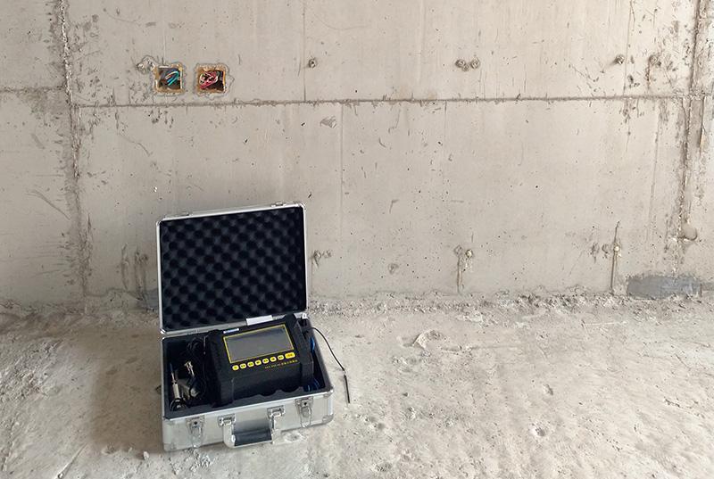 许昌金石达花园墙体保温层厚度检测