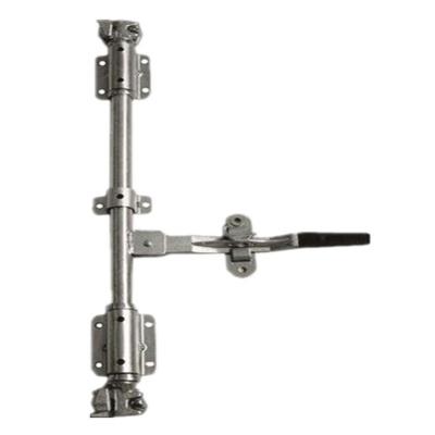 集装箱门锁装置