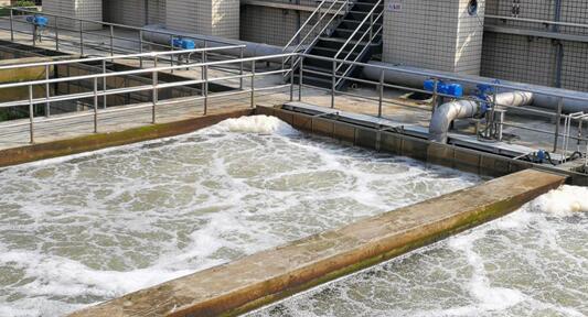 反硝化滤池在高标准排放污水处...