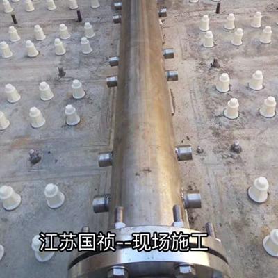 反硝化深床滤池--大庆油田工程