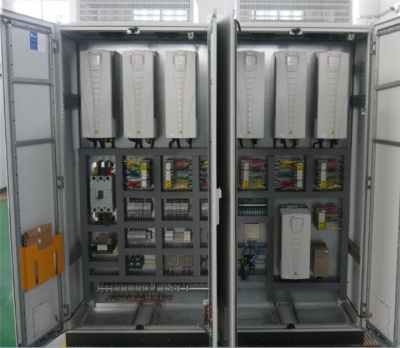 重庆成套变频器供水控制柜