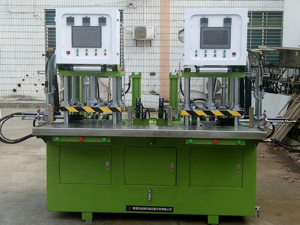 双工位C型免缸智能注蜡机生产厂家/河北秦皇岛精铸设备公司