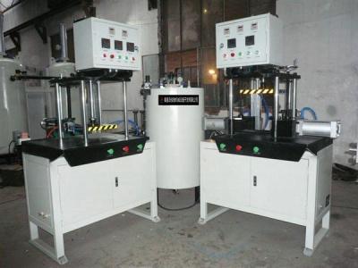 双工位气动模头注蜡机-JC-QMTJ-300L