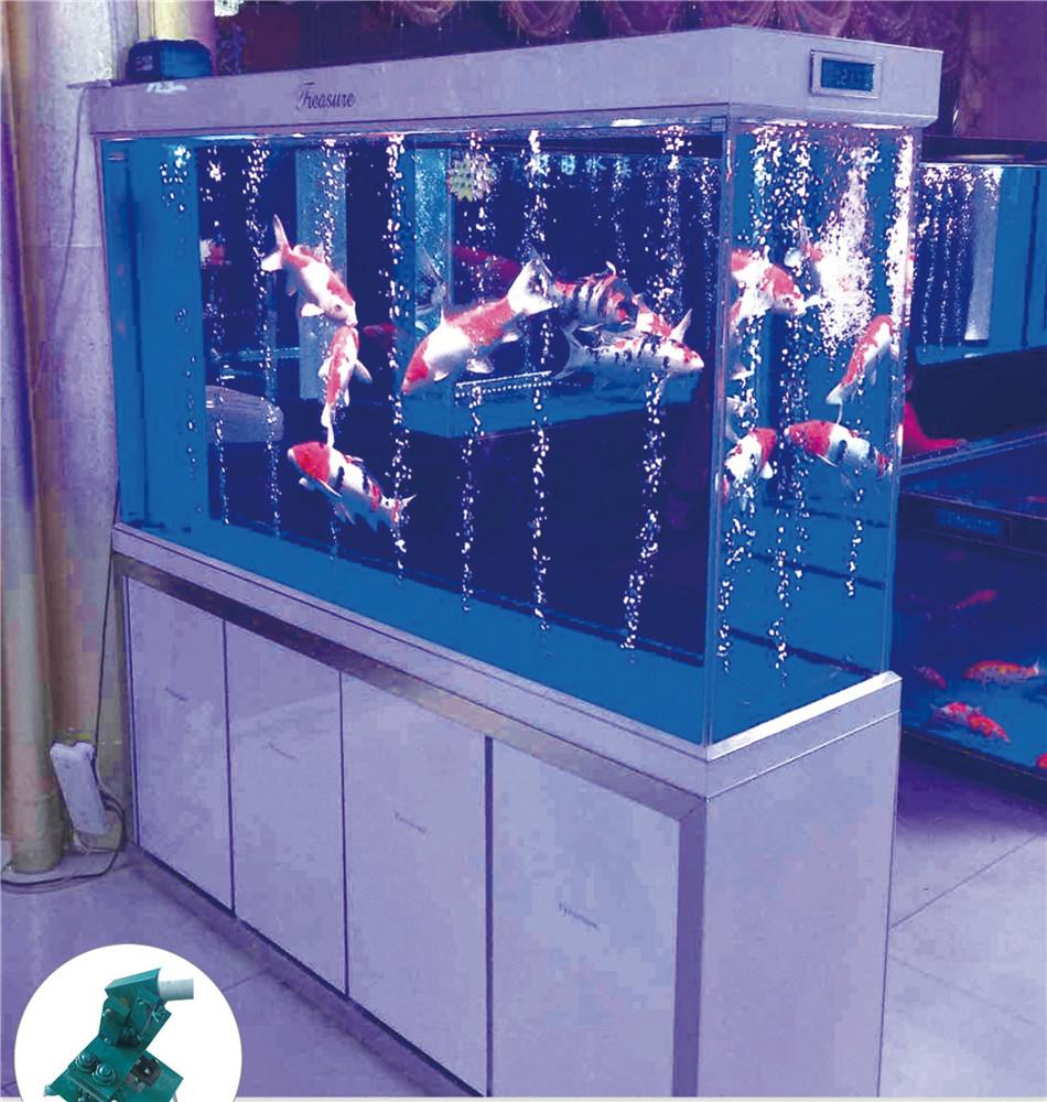 简易快装底柜鱼缸型材