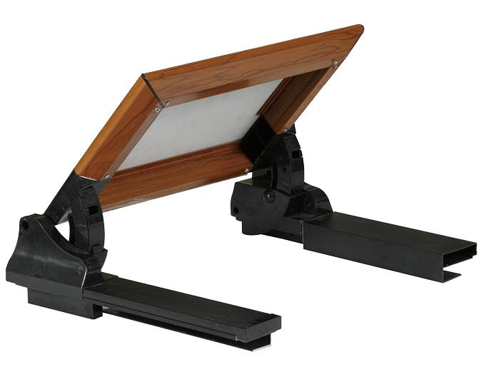 森森小款灯盘-塑料支架