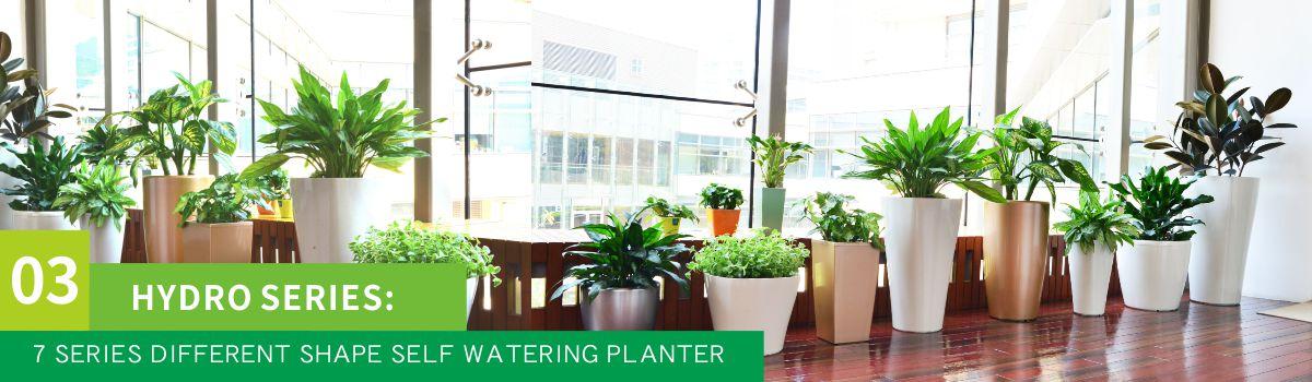 Hydro series Planters