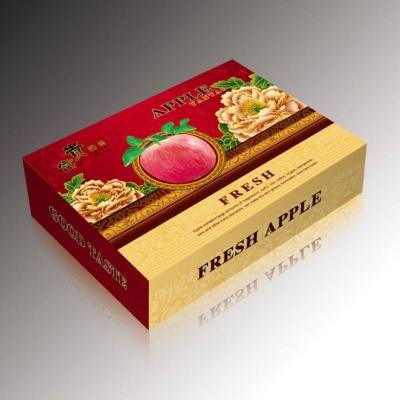 陕西洛川苹果盒