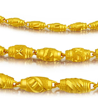 黄金系列首饰