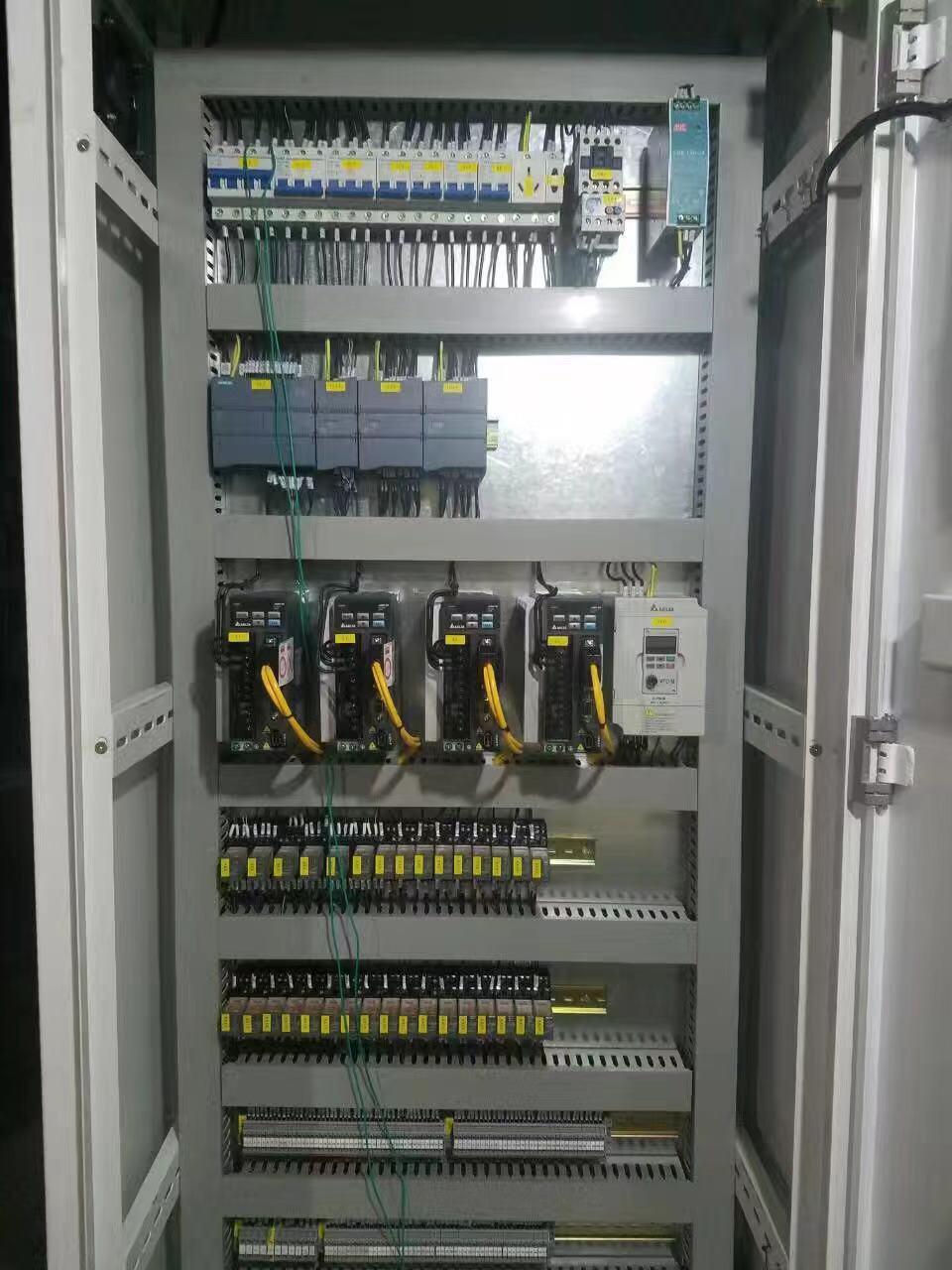 重庆防威图PLC控制柜