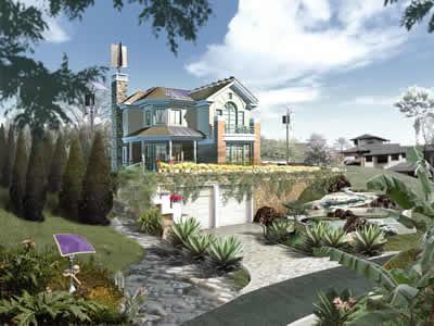 中国钢结构住宅的发展