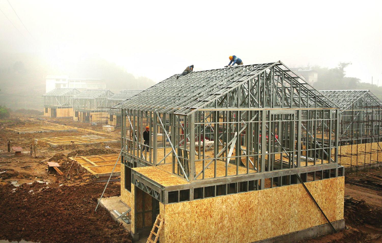 双钢结构才是未来农村建房新趋势