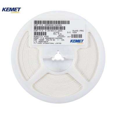 Kemet Чип конденсатор