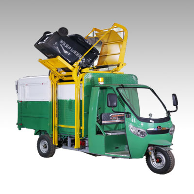 LB-12自卸垃圾清运车