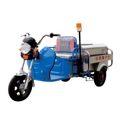 LB3BJ400G电动快速保洁车(可定制不锈钢车厢/加装简易棚)