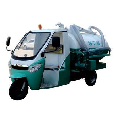 LB3QY004豪华款电动三轮吸水车