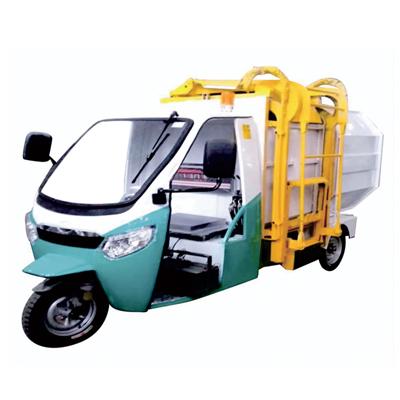 LB3GT004电动三轮餐厨垃圾消运车