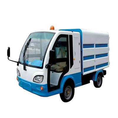 LB4GT1500四轮侧吊桶车(可加装内推移)