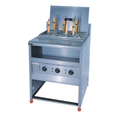 立式燃气煮面机
