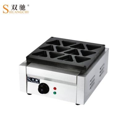 电热三角烧饼炉