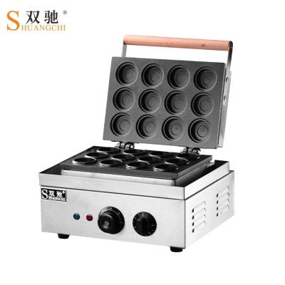 四格/五格/十二格红豆饼机