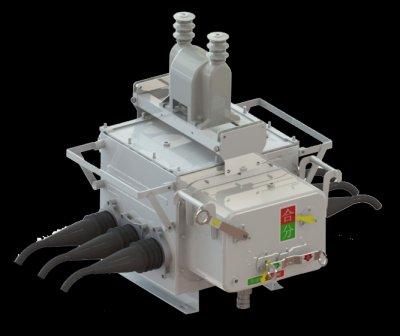 ZW20系列干燥空氣絕緣智能柱上斷路器 (電纜)