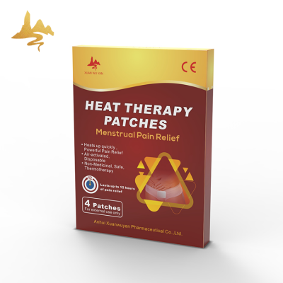 Heat Therapy Patches