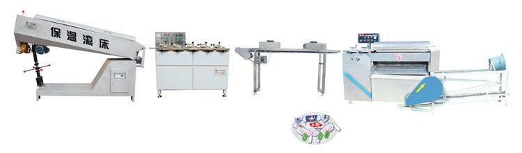 ZD-08型奶糖、硬糖生产线