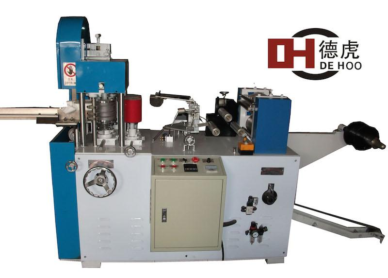 CJ-I Steel to steel embosser npkin folding machine