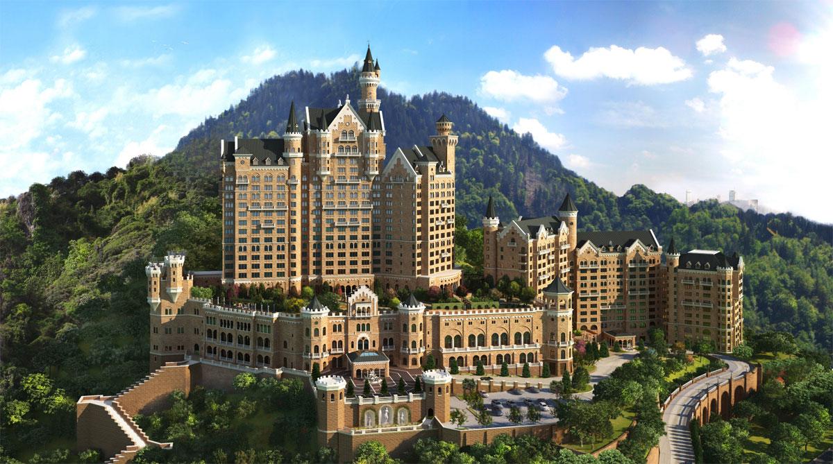 大连城堡酒店