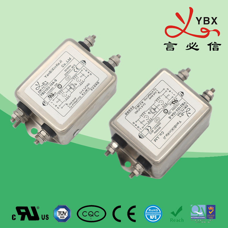 Industrial Super Power Supply Filter 41-42 Line 10A