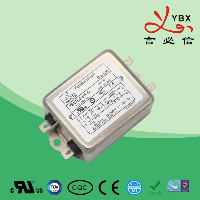 Pulse Group Filter YB27D1-1A-W EFT
