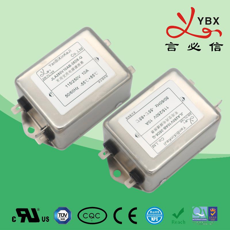 JLA250V3AB-35D1-W Power filter