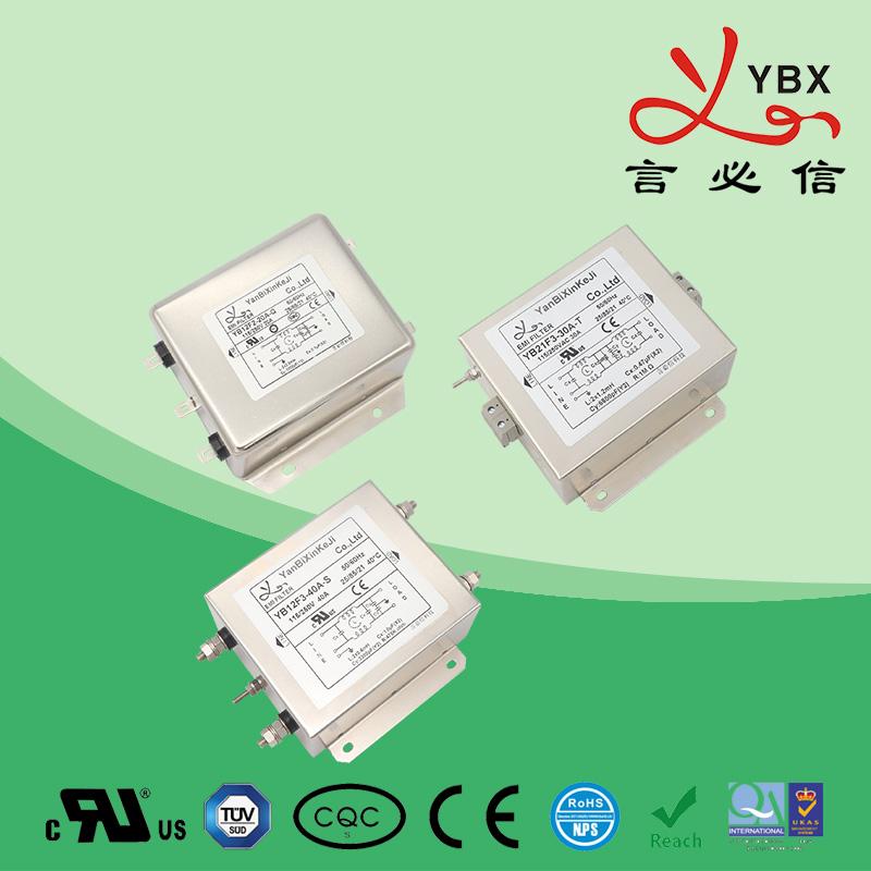 General purpose power supply filter 12 line below 50A
