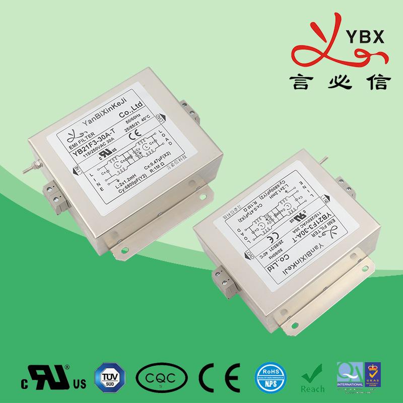 General purpose power supply filter 12 line below 200A