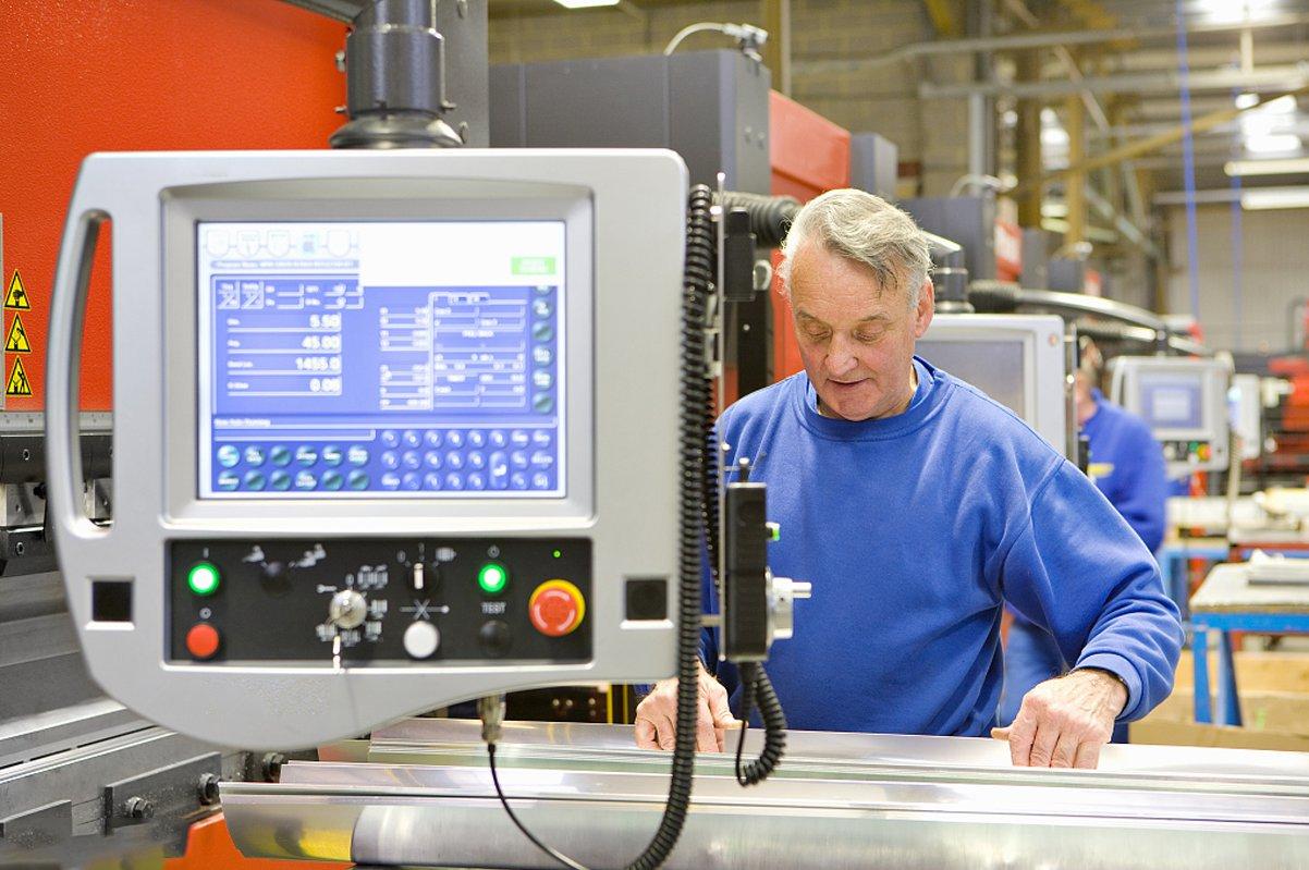 工业一体机应用广泛