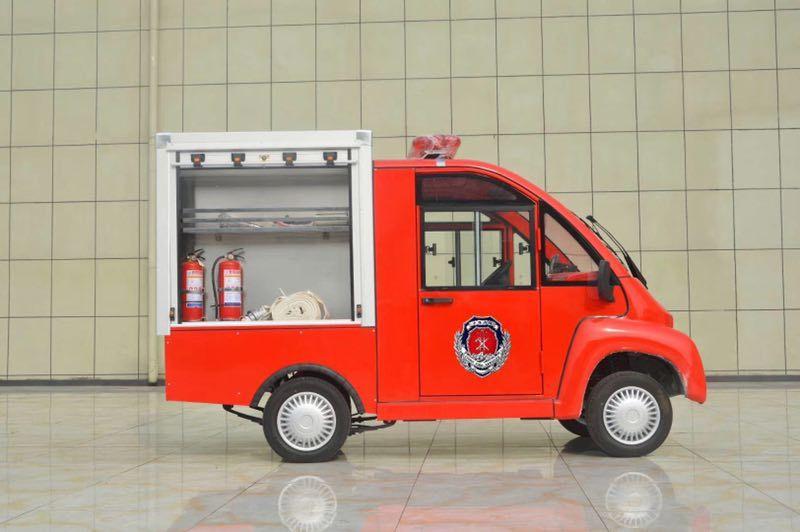 电动消防车——节能环保|成本低廉