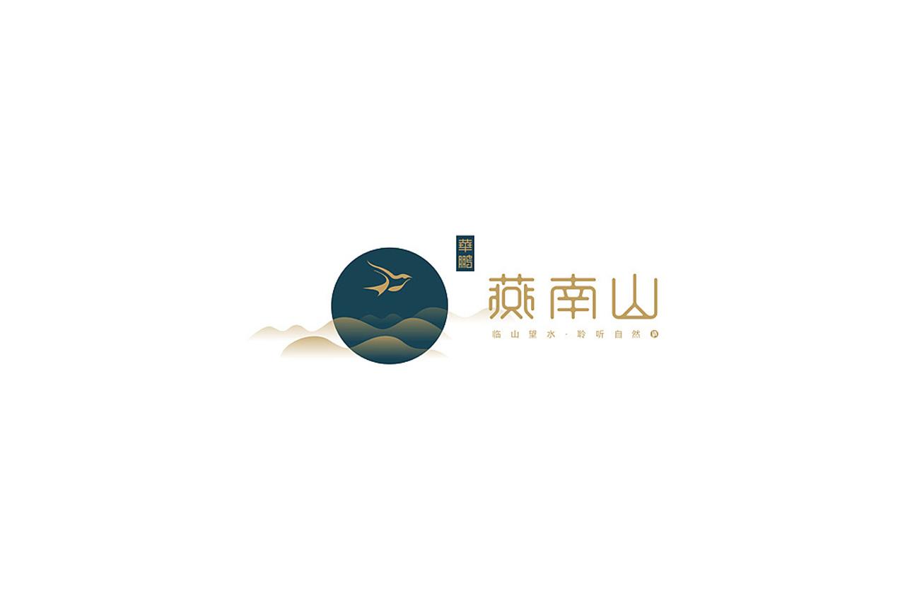 燕南山房产郑州VI设计浓浓中国风...