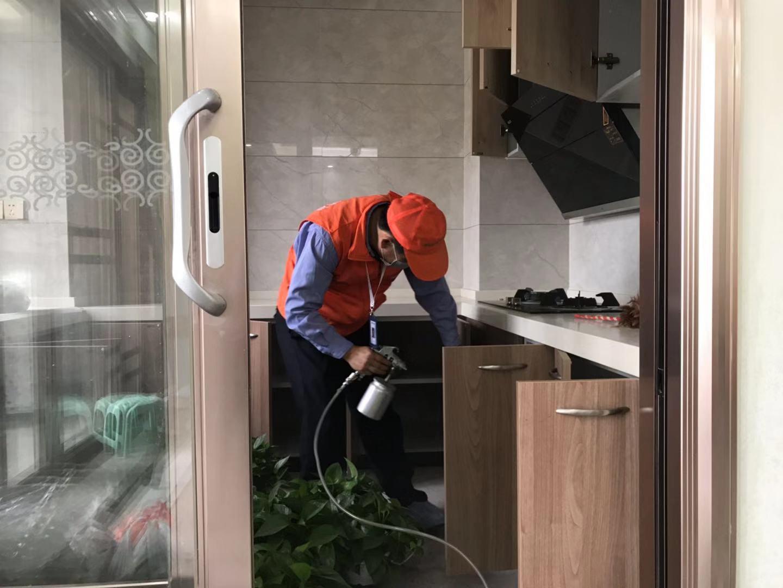 茂名除甲醛-恒福尚城业主阮先生新房新装修除甲醛、除异味05