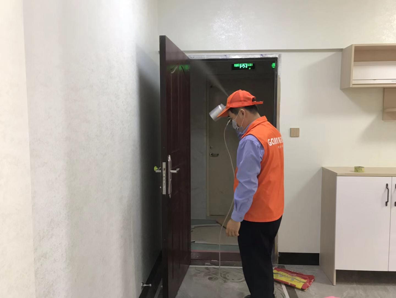 茂名除甲醛-恒福尚城业主阮先生新房新装修除甲醛、除异味02