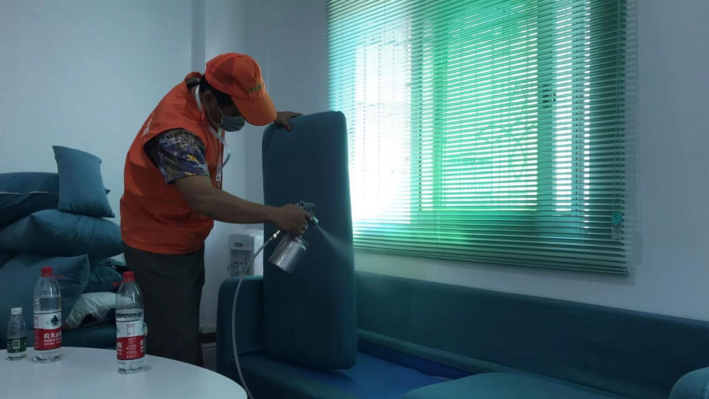 茂名新装修除甲醛-阿秀母婴护理中心新装修除甲醛、除异味13