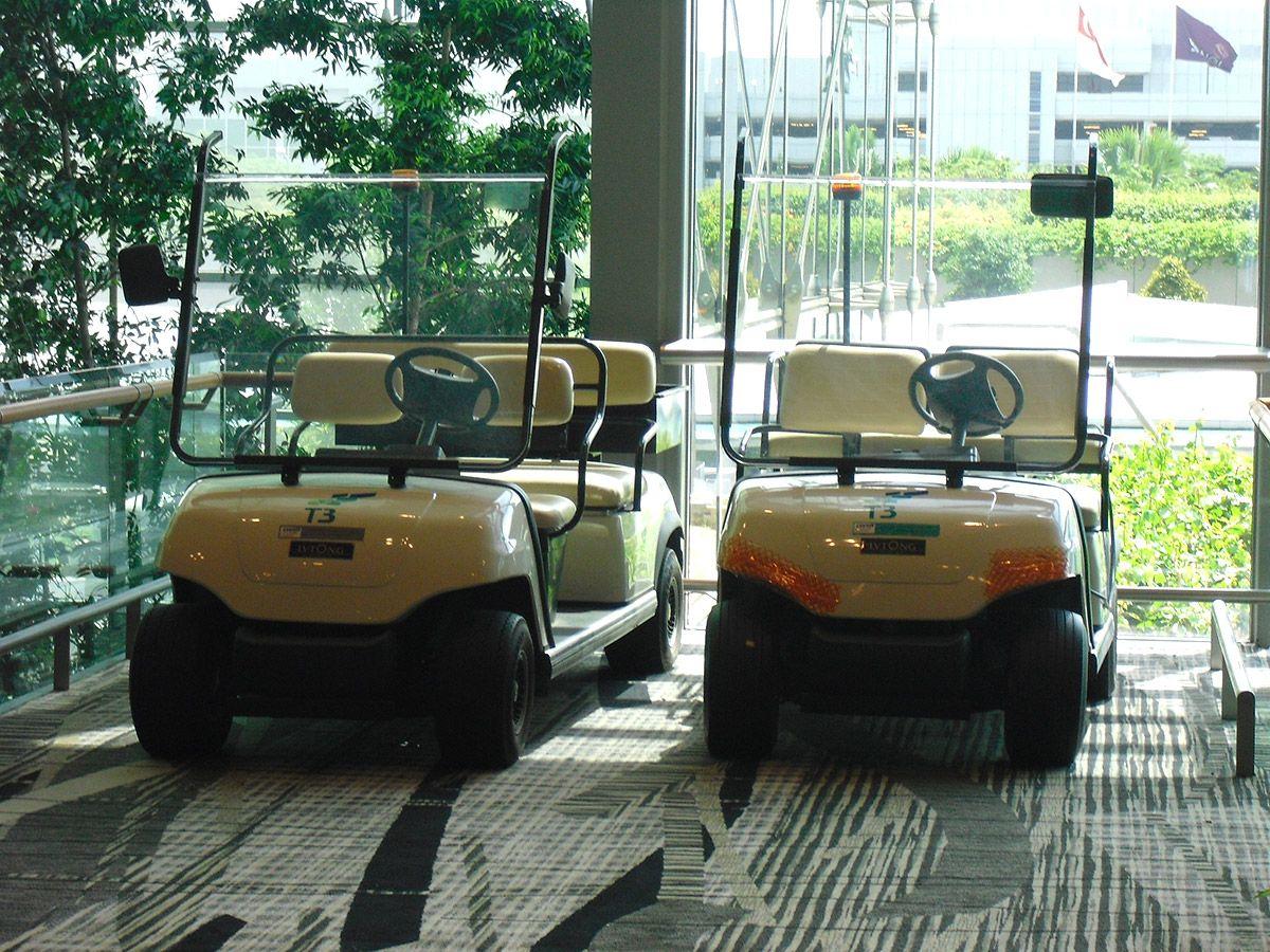 新加坡樟宜机场使用绿通产