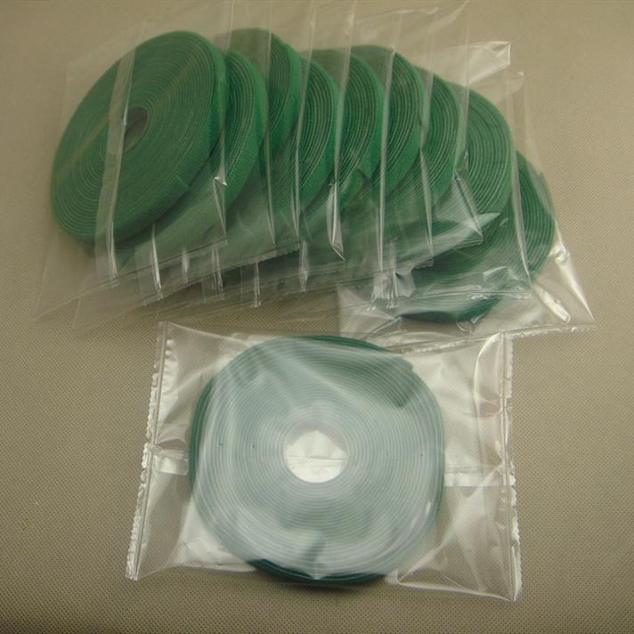 10mm绿色植物绑带S6THQM-10GRN-1