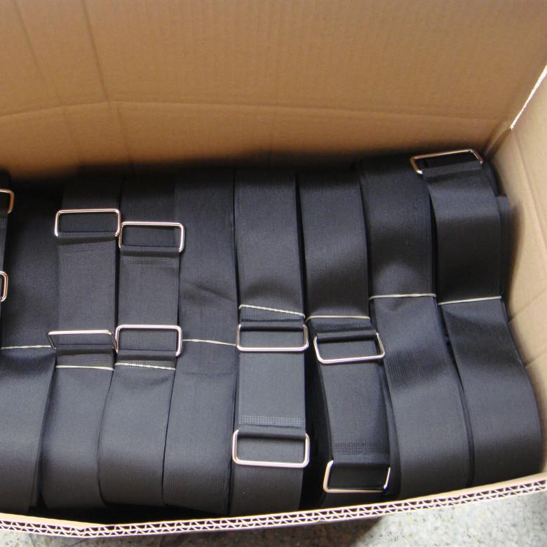 50mm宽魔术贴绑带YBD-50X5000BLK-1