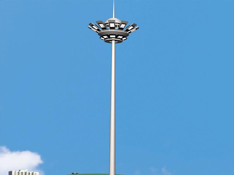 讲述高杆灯产品的升降原理