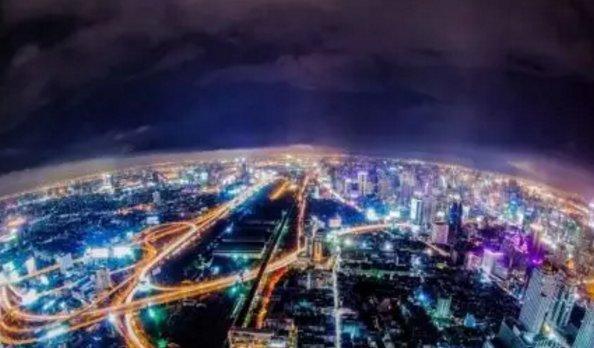 景觀燈在生活中的应用