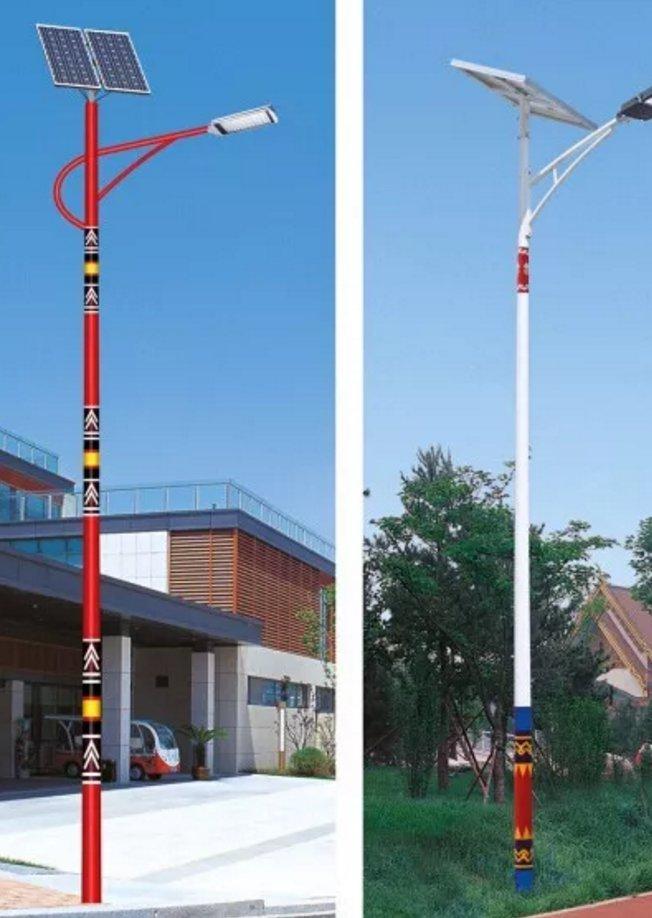 太陽能led路燈如何安裝和使用?