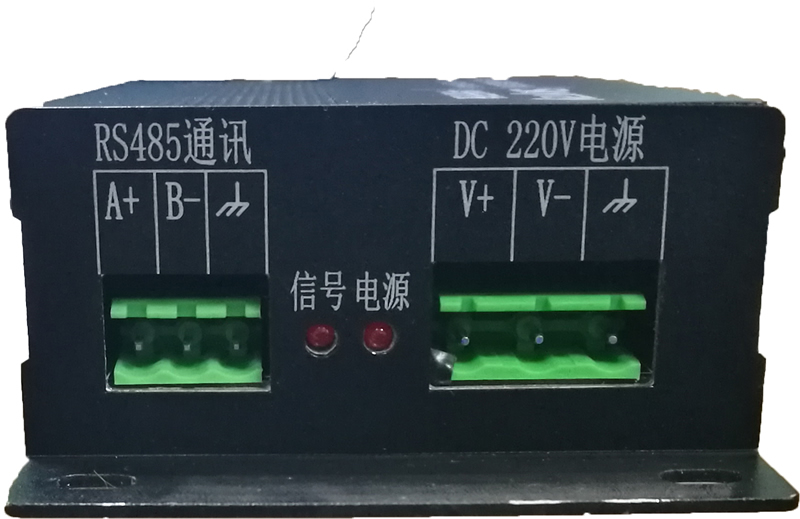 IF-C 4通道荧光光纤测温变送器