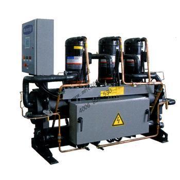 格力水源热泵中央空调
