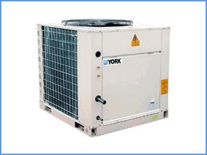 约克-风管式分体空调机组