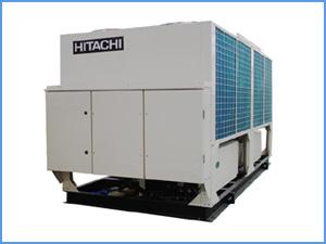 螺杆式风冷热泵机组H系列